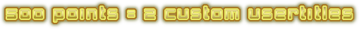 --------Gold $hop------- 500poi10