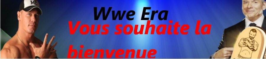WWE End Of Era