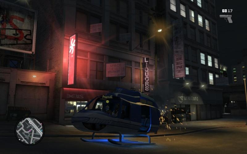Mes meilleures captures d'écran Gta 4 [ PS3 ] Gtaiv215