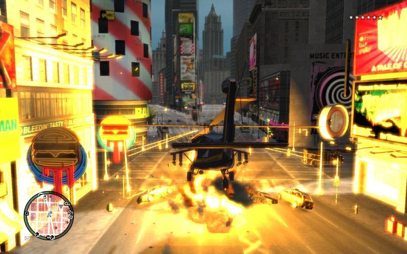 Mes meilleures captures d'écran Gta 4 [ PS3 ] Gtaiv219