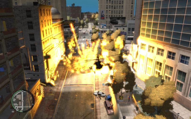 Mes meilleures captures d'écran Gta 4 [ PS3 ] Gtaiv223