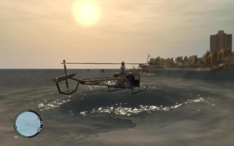 Mes meilleures captures d'écran Gta 4 [ PS3 ] Gtaiv224