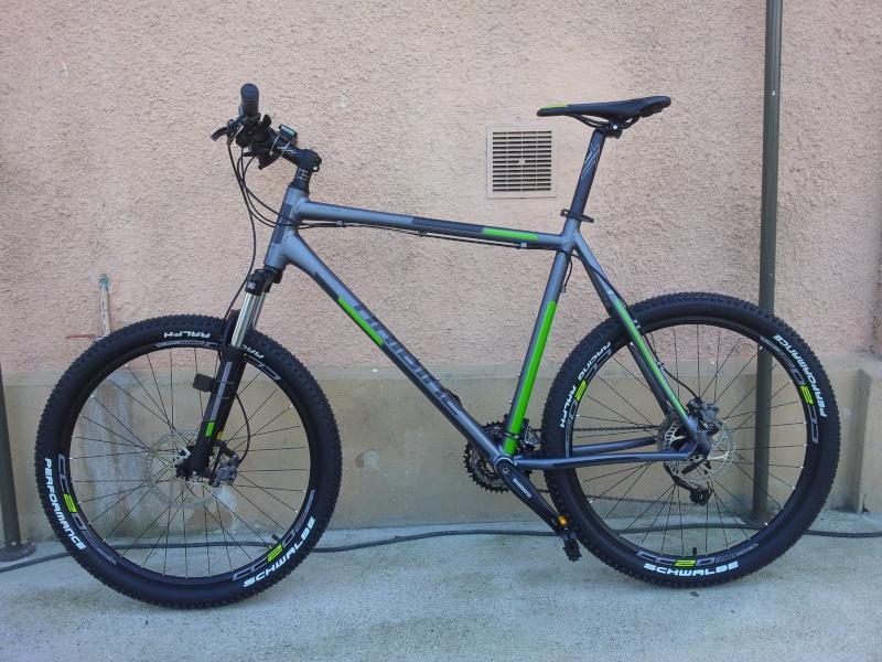 Mon nouveau VTT 20120715