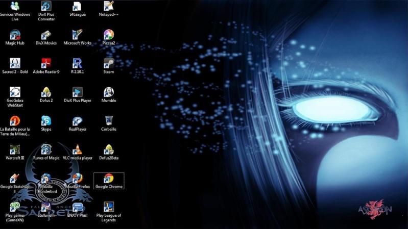 Screen de votre bureau Screen13