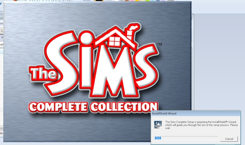 sims 1 did everything but still no disk 210