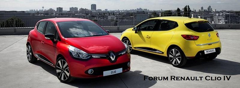 Forum Renault Clio IV