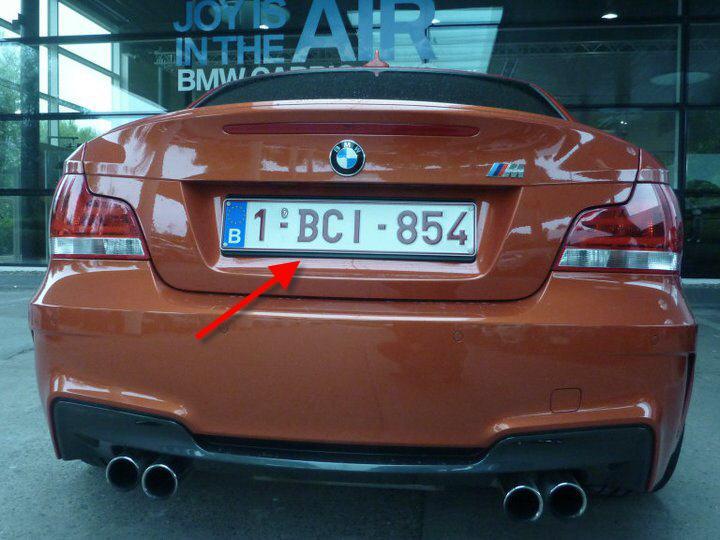 Photo présentation officielle + essais  BMW 1 M E82-2011 0310