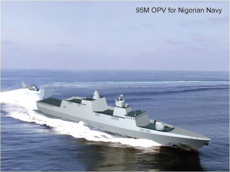 Marine Nigériane Milita11