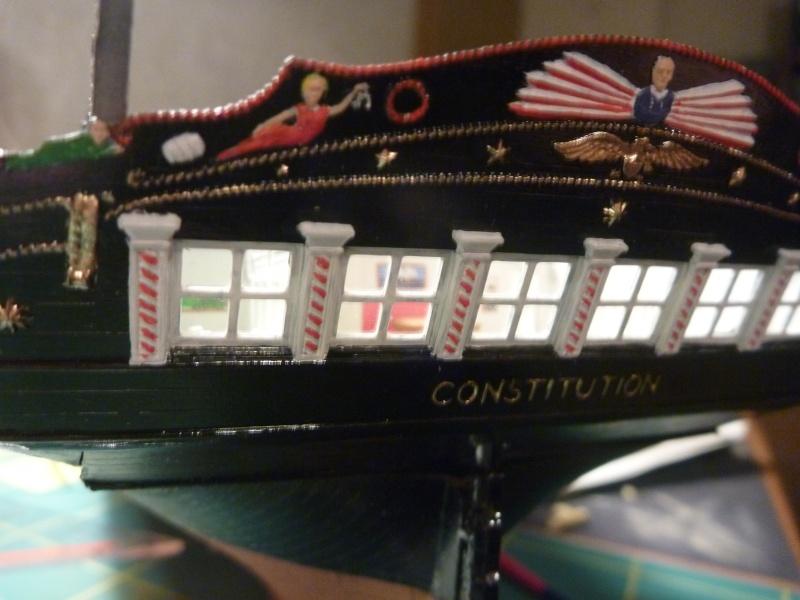 USS Constitution von Revell 1/96 P1020314