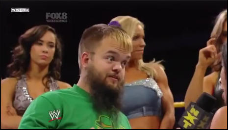 NXT Last Week Hornswoggle 4live64