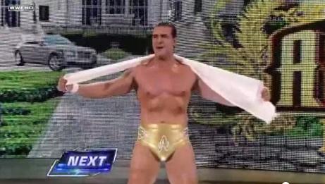 Alberto Del Rio entrance SmackDown Awesom14
