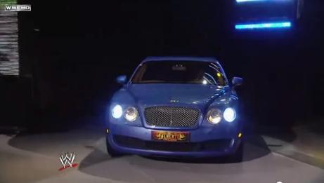 Alberto Del Rio entrance SmackDown Awesom16