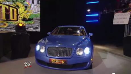 Alberto Del Rio entrance SmackDown Awesom17