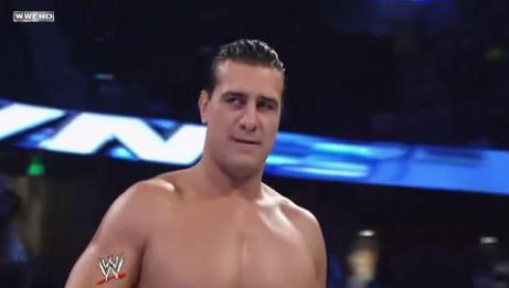 Alberto Del Rio entrance SmackDown Awesom25