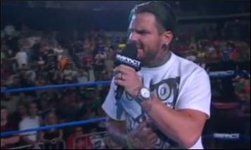 Nero Hardy speech return TNA Hardy14