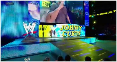 Johny Cutis entrance NXT Nxt21