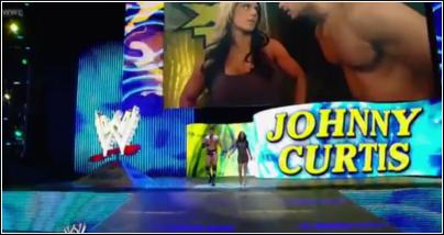 Johny Cutis entrance NXT Nxt22