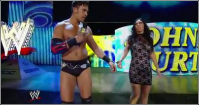 Johny Cutis entrance NXT Nxt23
