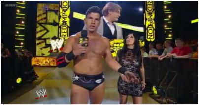 Johny Cutis entrance NXT Nxt26