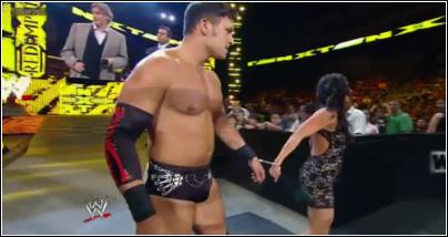 Johny Cutis entrance NXT Nxt31