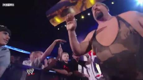 The Big Show Intercontinental Champion Entrance Segmen49