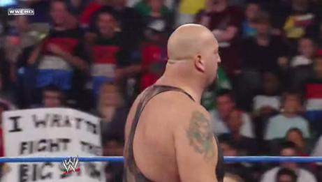 The Big Show Intercontinental Champion Entrance Segmen55