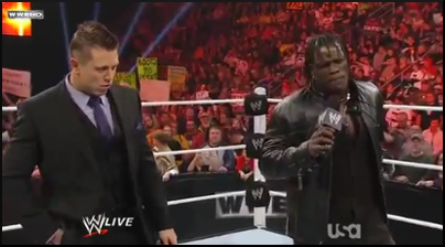 Awesome Truth: The Miz & R-Truth Breaks-Up - WWE RAW 11/21/11 Suite10