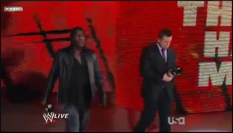 Awesome Truth: The Miz & R-Truth Breaks-Up - WWE RAW 11/21/11 Uscham24