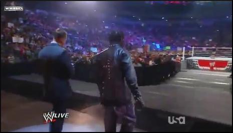 Awesome Truth: The Miz & R-Truth Breaks-Up - WWE RAW 11/21/11 Uscham25