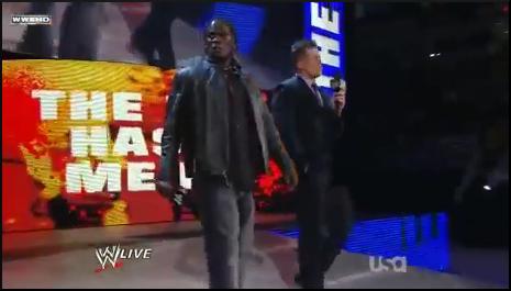 Awesome Truth: The Miz & R-Truth Breaks-Up - WWE RAW 11/21/11 Uscham28