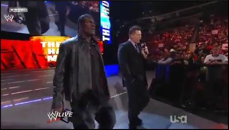 Awesome Truth: The Miz & R-Truth Breaks-Up - WWE RAW 11/21/11 Uscham29