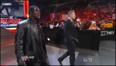 Awesome Truth: The Miz & R-Truth Breaks-Up - WWE RAW 11/21/11 Uscham33