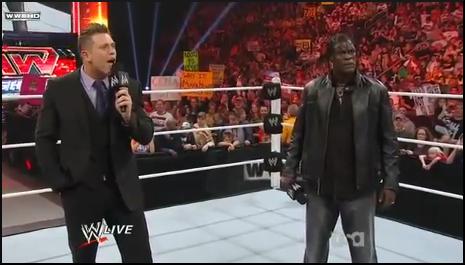 Awesome Truth: The Miz & R-Truth Breaks-Up - WWE RAW 11/21/11 Uscham38