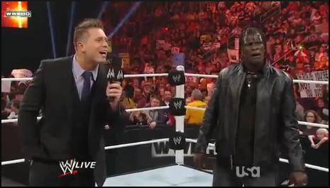 Awesome Truth: The Miz & R-Truth Breaks-Up - WWE RAW 11/21/11 Uscham40