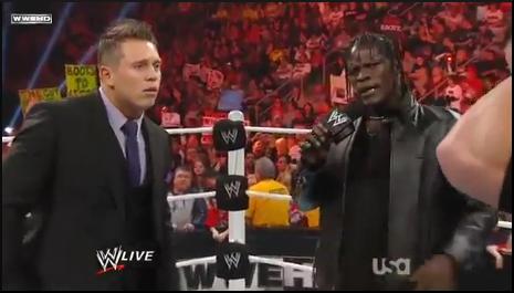 Awesome Truth: The Miz & R-Truth Breaks-Up - WWE RAW 11/21/11 Uscham43
