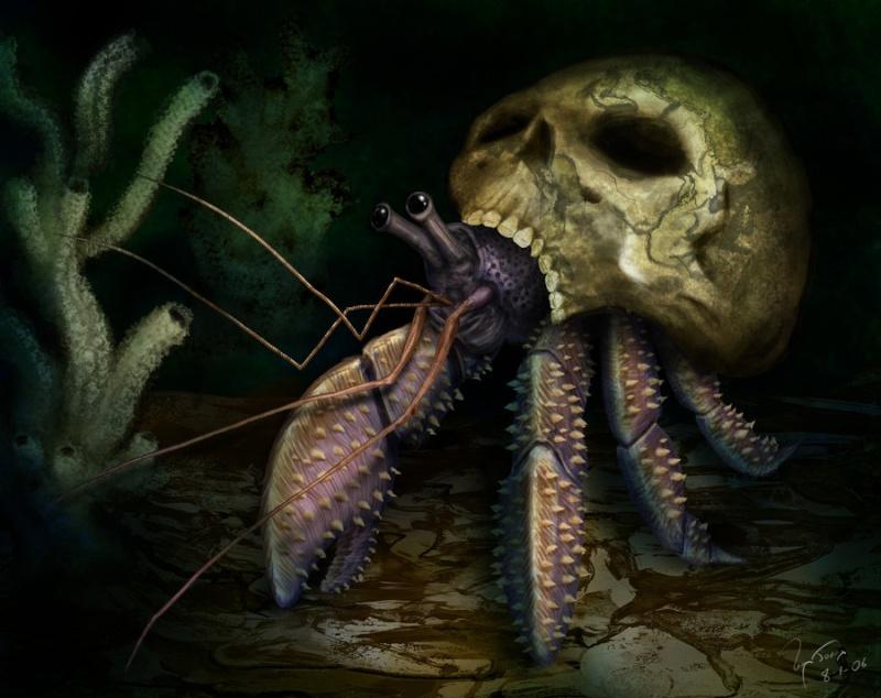 Créatures d'Albelay Hermit10