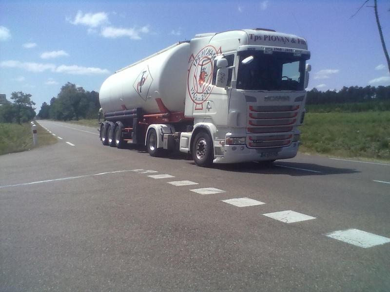 Transports Piovan & Fils  (Lestelle-de-Saint-Martory, 31) 30072011