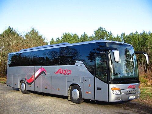 Cars et Bus d'Aquitaine 39413410