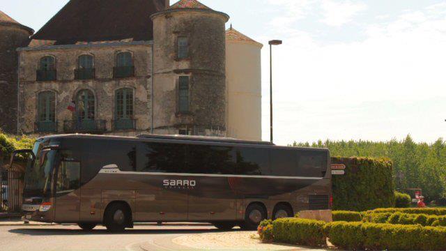 Cars et Bus d'Aquitaine 39647510