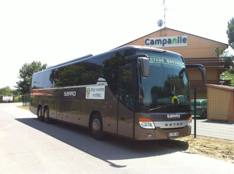 Cars et Bus d'Aquitaine 40355710