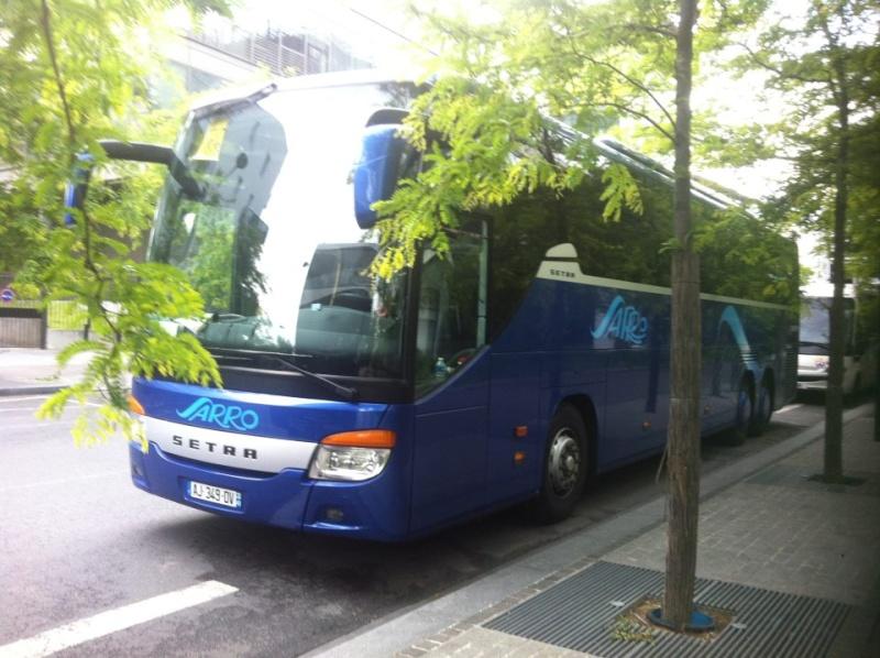 Cars et Bus d'Aquitaine 54330110