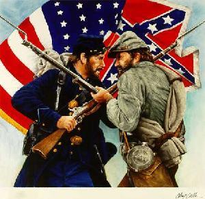 Un peu de guerre civile.... Civilw11