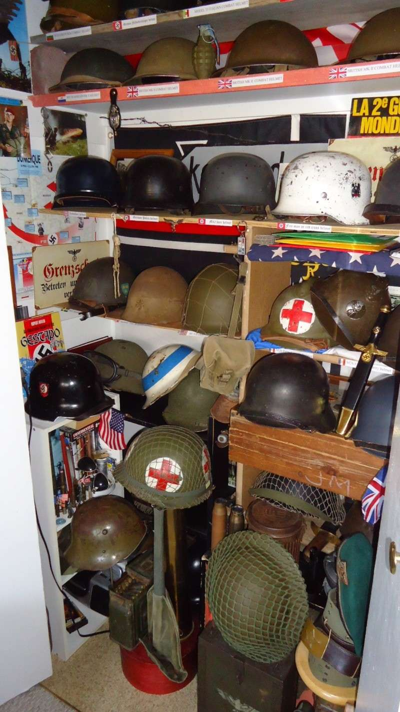 Ma collection de casques et de coiffes WW2 Dsc00526