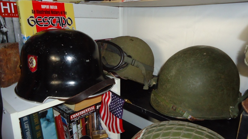 Ma collection de casques et de coiffes WW2 Dsc00532