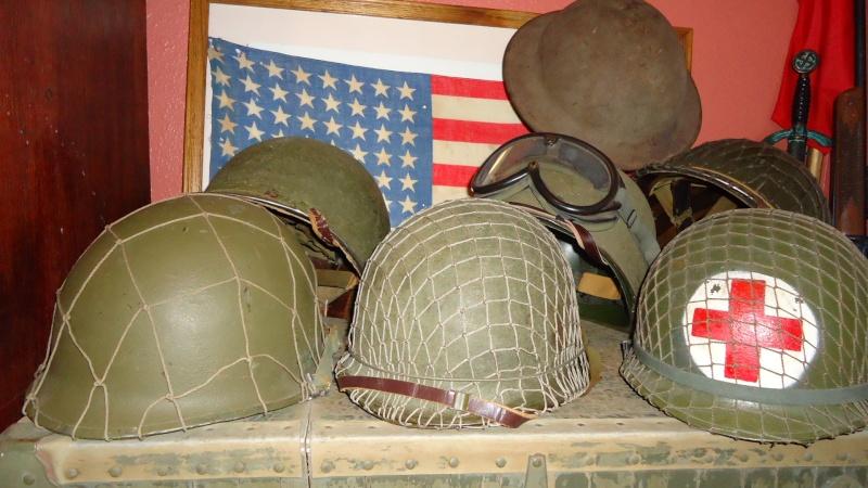 Ma collection de casques et de coiffes WW2 Dsc00616