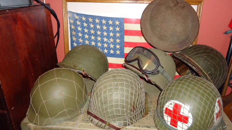 Ma collection de casques et de coiffes WW2 Dsc00619