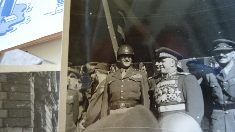 Photos et papiers divers Berlin 1945 ............. Dsc00930