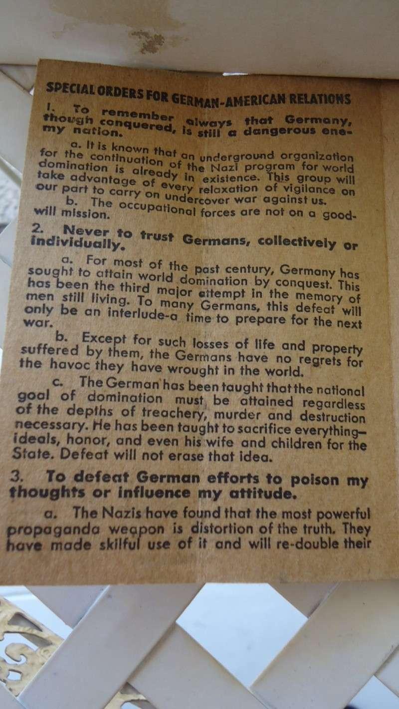 Photos et papiers divers Berlin 1945 ............. Dsc00938