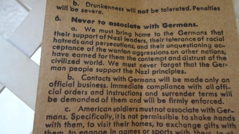 Photos et papiers divers Berlin 1945 ............. Dsc00939