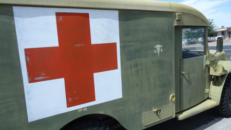 Ambulance Dodge M-43  3/4 ton 4x4 Dsc01014